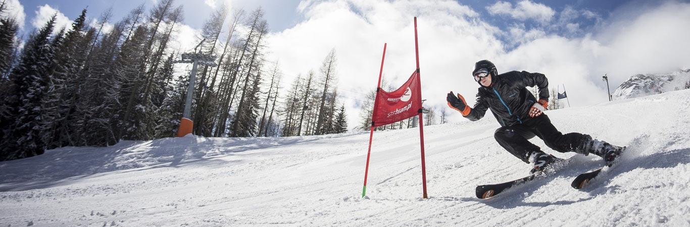 Obóz narciarski Val di Sole Włochy