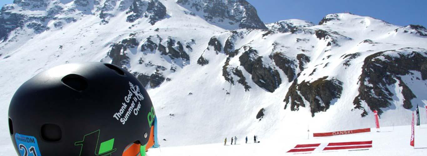 Alpy Narty Francja, Włoch, Szwajcaria, Snowboard