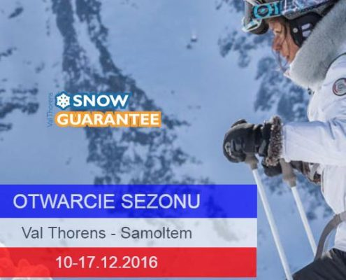 Narty Val Thorens 2016/2017