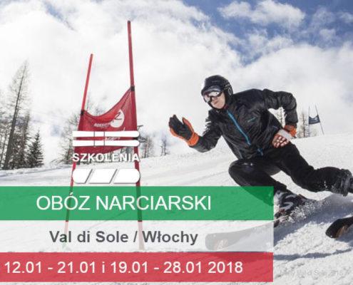 Oboz narciarski Val di Sole 2018