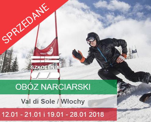 Obóz narciarski Val di Sole