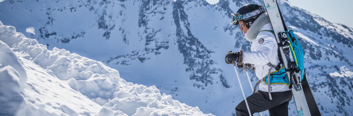 Wyjazdy narciarskie Alpy. Les3Vallees; Val Thorens