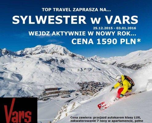 narciarski sylwester w VArs promocja