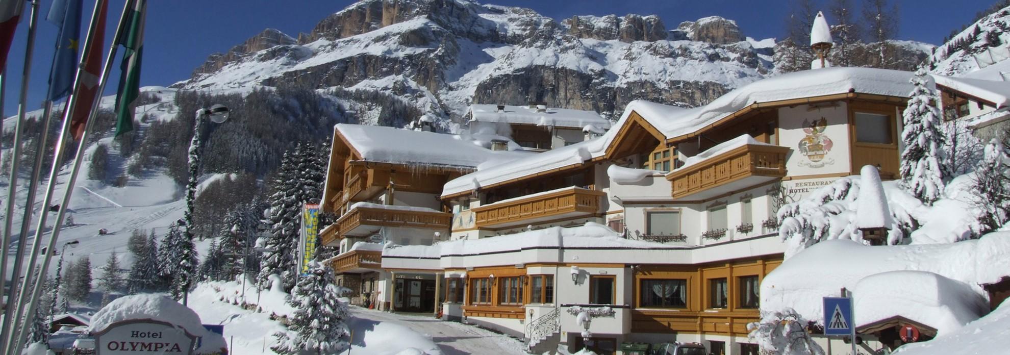 Narty Ferie 2021 Włochy Hotel Arabba